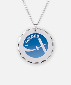 Airplane - I Soloed Necklace