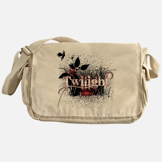 Twilight Forever by Twidaddy Messenger Bag