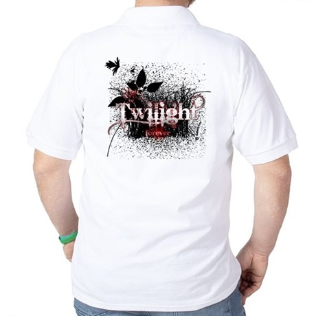 Twilight Forever by Twidaddy Golf Shirt