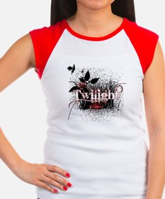 Twilight Forever by Twidaddy Women's Cap Sleeve T-