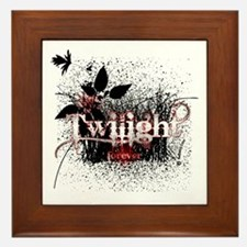 Twilight Forever by Twidaddy Framed Tile