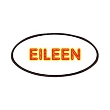 Eileen in Movie Lights Patches