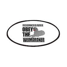 Weimaraner Patches