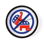 Ban Republican Marriage (sex) Wall Clock