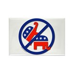 Ban Republican Marriage (sex) Rectangle Magnet-100