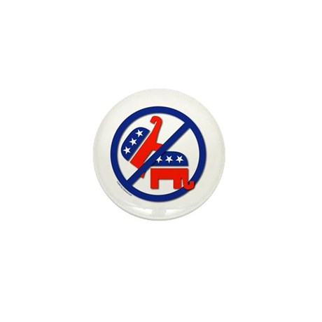 Ban Republican Marriage (sex) Mini Button