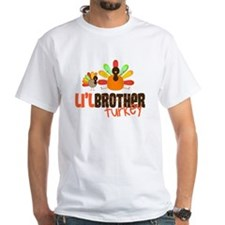 Little Turkey Brother Shirt