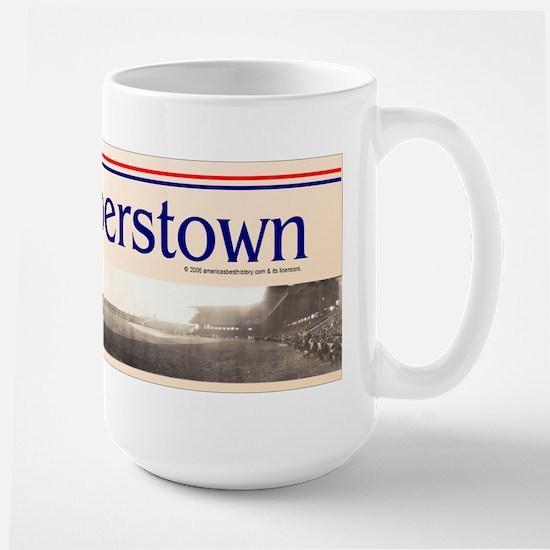 Cooperstown Americasbesthistory.com Large Mug