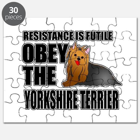 Yorkshire Terrier Puzzle