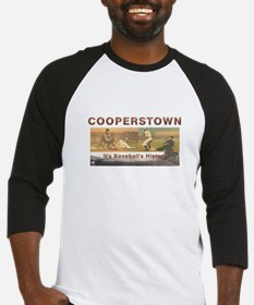 Cooperstown Americasbesthistory.co Baseball Jersey