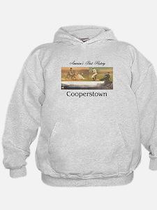 Cooperstown Americasbesthistory.com Hoodie