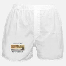 Cooperstown Americasbesthistory.com Boxer Shorts