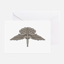 HALO - Grey Greeting Cards (Pk of 10)