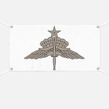 HALO Senior - Grey Banner