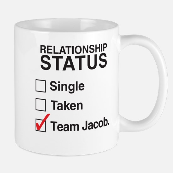 Single Taken Team Jacob Mugs & Totes Mug