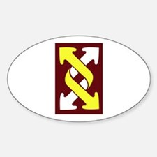 143rd Sustainment Command Decal