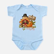 Baby's 1st Thanksgiving Infant Bodysuit