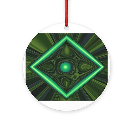 Jade Ornament (Round)