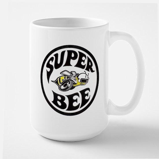 Super Bee design Large Mug