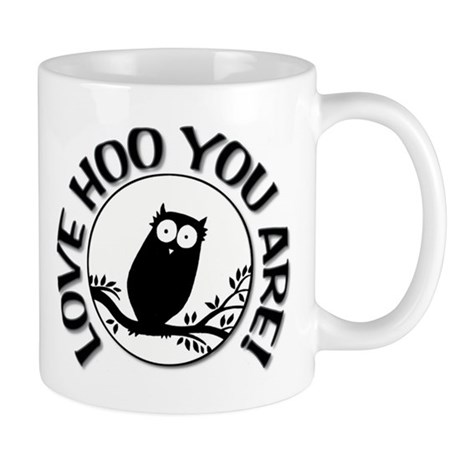 Owl - Love Hoo You Are Mug