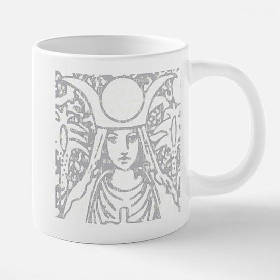 Tarot Key 2 - The High Priestess Mugs