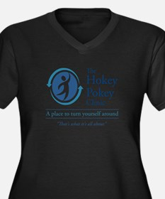 The Hokey Pokey Clinic Plus Size T-Shirt