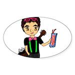 Darren Doodle Sticker