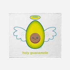 Holy Guacamole! Throw Blanket