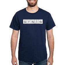 Periodic CaFFeINe T-Shirt (dark colors)