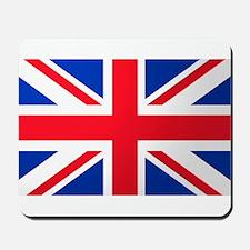 Union Jack Flag Mousepad