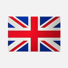 Union Jack Flag Rectangle Magnet