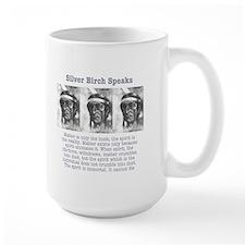 Silver Birch Speaks 0102 Mug