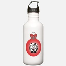 ORNAMENT - COW Water Bottle