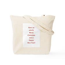 ORNAMENT - COW Tote Bag