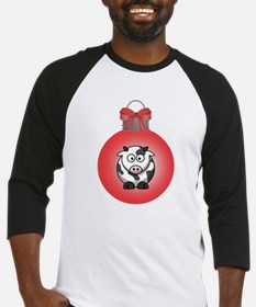 ORNAMENT - COW Baseball Jersey