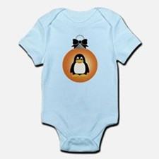 ORNAMENT - PENGUIN Infant Bodysuit