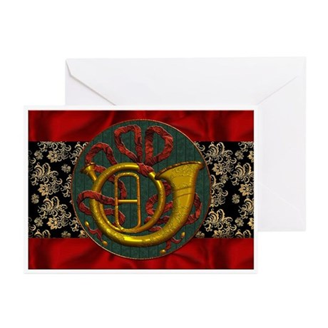 Harvest Moon's French Horn Cards (Pk of 10)