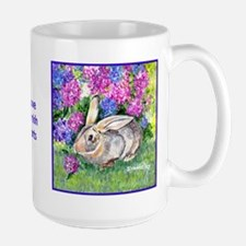 Flemish Giant Rabbit Large Mug