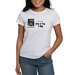 HUG A PUG Women's T-Shirt