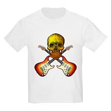 Skull & Guitar T-Shirt