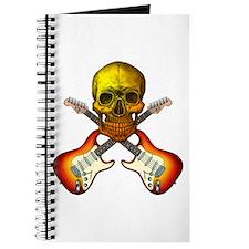 Skull & Guitar Journal