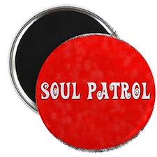 "SOUL PATROL 2.25"" Magnet (100 pack)"