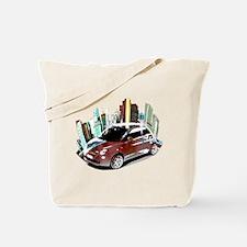 500 New York Tote Bag