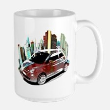 500 New York Large Mug