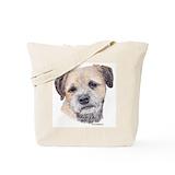 Border terrier Totes & Shopping Bags