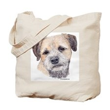 Border Terrier Tote Bag