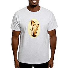 Pedal Harp T-Shirt