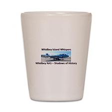 Northrup Grumman EA-6B Prowle Shot Glass