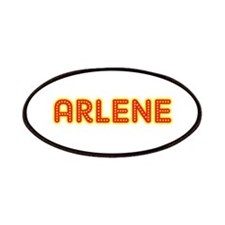 Arlene in Movie Lights Patches