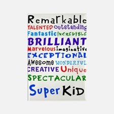 Super Kid Rectangle Magnet (10 pack)